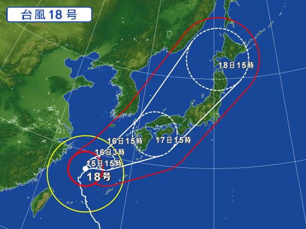 Taifuu18gousinnro